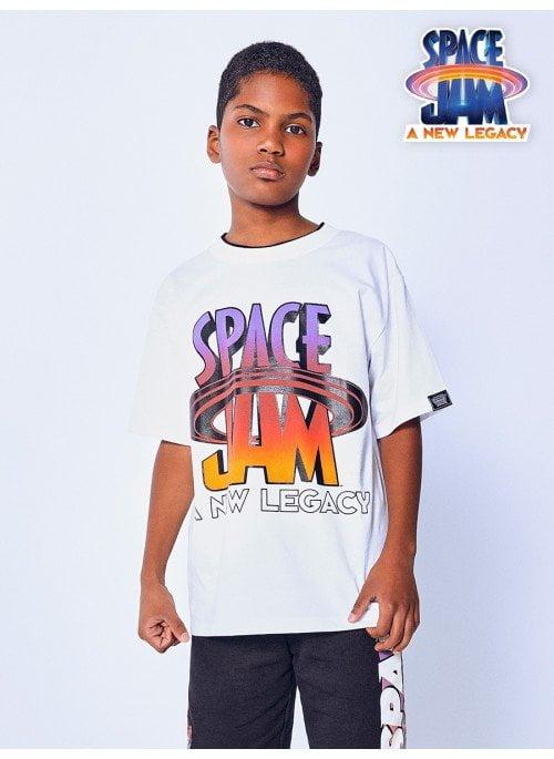 T-Shirt Space Jam Dupla