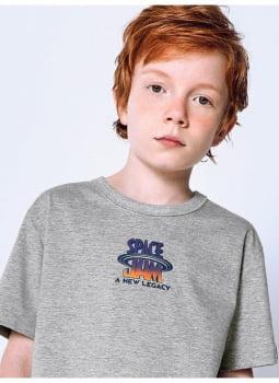 T-Shirt Space Jam Mescla