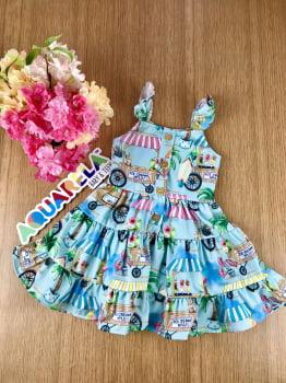 Vestido Feira