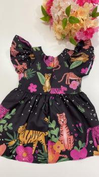 Vestido Pantera